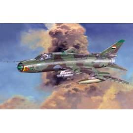 Mistercraft 1:72 Su-22M4/R Desert Shield