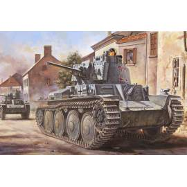 Hobbyboss 1:35 - German Pz.Kpfw. /Pz.BfWg 38(t) Ausf.B