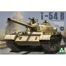 Takom 1:35 Russian Medium Tank T-54 B Late Type