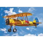 Revell 1:72 Model set Stearman Kaydet 4676 repülő makett