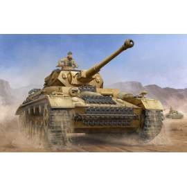Trumpeter 1:16 - Pz.Kpfw.IV Ausf.F2 harcjármű makett