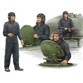 Trumpeter 1:35 Soviet Tank Crew