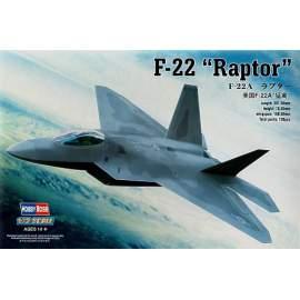 Hobbyboss 1:72 Boeing F-22 Raptor