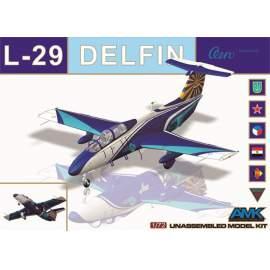 AMK 1:72 Aero L-29 Delfin