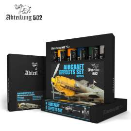 Abteilung502 - Aircrafts Effects Set