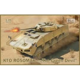 "IBG Model 1:35 KTO Rosomak ""The Green Devil"""