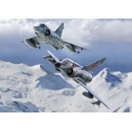 Kinetic 1:48 Dassault Mirage IIIE / EA / O / R / RD.