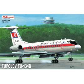 AZ Model 1:144 - TUPOLEV TU-134B