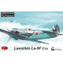 KP Model - 1:144 La-5F Esa