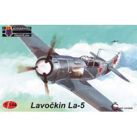 KP Model - 1:144 La-5