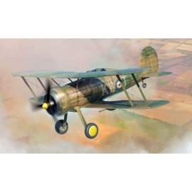 Merit 1:48 Gloster Gladiator Mk.II repülő makett