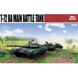 Modelcollect 1:72 T-72 BA Main Battle Tank