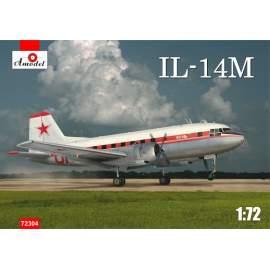 """A-Model 1:72 Ilyushin Il-14М (late version) """"Crate"""""""