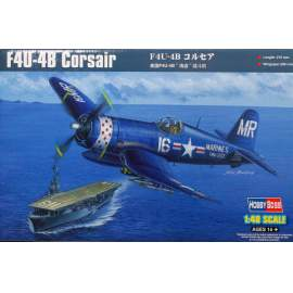 Hobbyboss - 1:48 F4U-4B Corsair