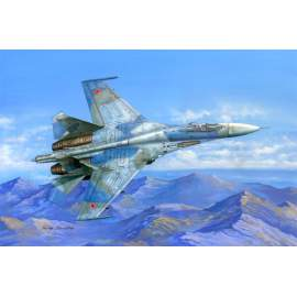 Hobbyboss - 1:48 Su-27 Flanker B