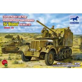 Bronco 1:35 SdKfz 6(5t) Diana