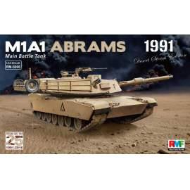 Ryefield model 1:35 M1A1 Abrams Gulf War 1991