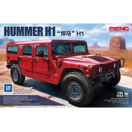 Meng Model 1:24 HUMMER H1