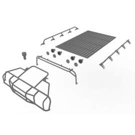 Meng Model 1:24 HUMMER H1 Upgrade Kit (Resin)