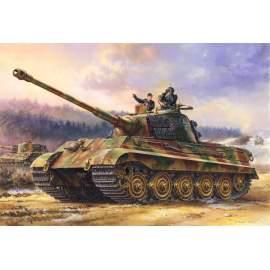Meng Model 1:35 German Heavy Tank Sd.Kfz.182 King Tiger (Henschel Turret)