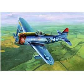 Trumpeter 1:32 P-47D-30 Thunderbolt ´´Dorsal Fin´