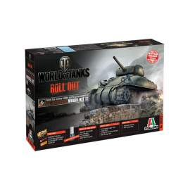 Italeri 1:35 World Of Tanks - M4 Sherman