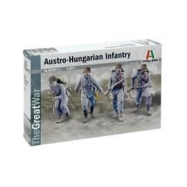 Italeri 1:35 WWI. Austro-Hungarian infantry