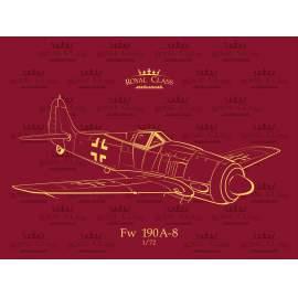 Eduard Royal Class 1:72 - Fw 190A-8