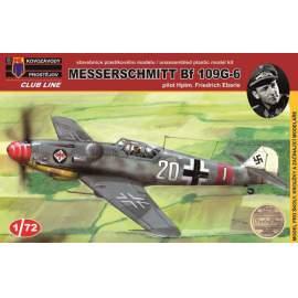 KP Model 1:72 Messerschmitt Bf-109 G6 low-6