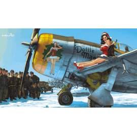 Eduard 1:32 Dottie Mae (P-47D)