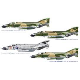 Italeri 1:72 McDonnell F-4C/F-4D/F-4J Phantom II Aces