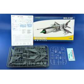 Eduard 1:48 MiG-21MF Weekend Edition
