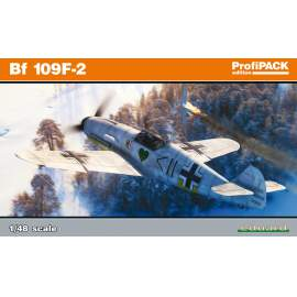 Eduard Profipack 1:48 Bf 109F-2