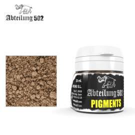 Brick dust pigment