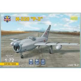 "Modelsvit 1:72 I-320""R-3"" All-weather interceptor prototype"