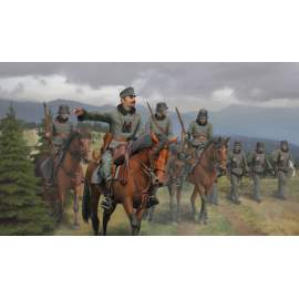 Strelets1:72 - Austro-Hungarian Honved Cavalry WWI