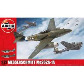 Airfix 1:72  Messerschmitt ME262-A1a repülőgép makett