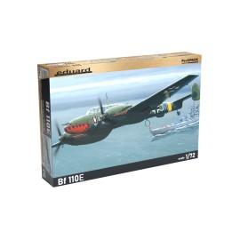 Eduard Profipack 1:72 Bf 110E repülő makett