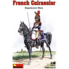 Miniart 1:16 French Cuirassier, Napoleonic Wars