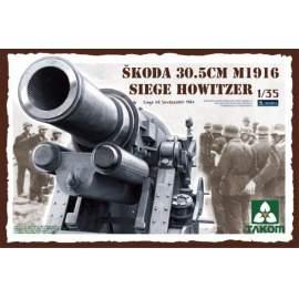 Takom 1:35 SKODA 30.5cm M1916 Siege Howitzer