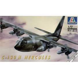 Italeri 1:72 Lockheed C-130H Hercules Decals for: USAF, RAF, Italy, France,