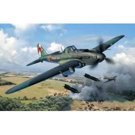 Revell 1:48 Ilyushin IL-2 Stormovik repülő makett