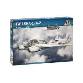 Italeri 1:72 FW-189 A-1/A-2 repülő makett