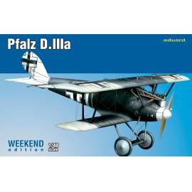 Eduard 1:48 Pfalz D.IIIa Weekend Edition
