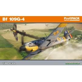 Eduard 1:48 Bf 109G-4 Profipack