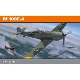 Eduard 1:48 Bf 109E-4 Profipack