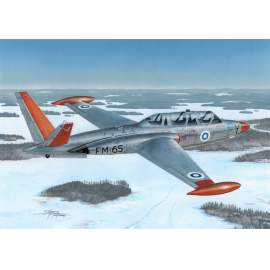Special Hobby 1:72 Fouga CM.170 Magister German, Finnish and Austrian