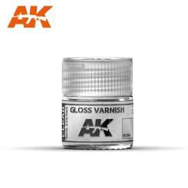 AK Real Color - Gloss Varnish (fényes lakk)