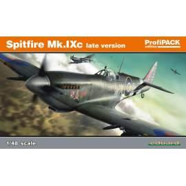 Eduard Profipack 1:48 Spitfire Mk.IXc Late Version