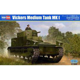Hobbyboss 1:35 - Vickers Medium Tank MK I
